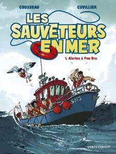 Bande Dessinée : Des bulles pour les Sauveteurs en Mer