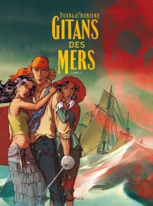Bande Dessinée : Les Gitans des Mers tracent leur route