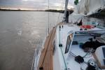 Ellya43 Alu Marine deriveur aluminium pont