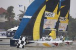 World Match Racing Tour 2010 - Ben Ainslie defeated Mathieu Richard in quater final and is the new ISAF Match Racind World Champion