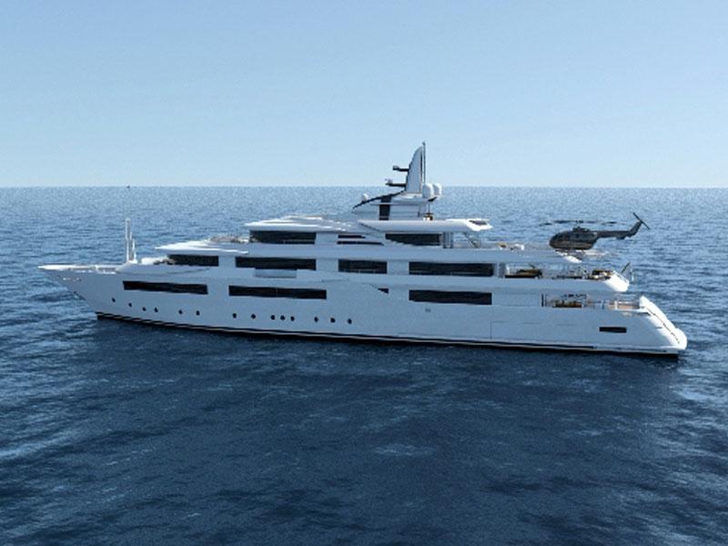 Marché : La côte montante des super et mega yachts