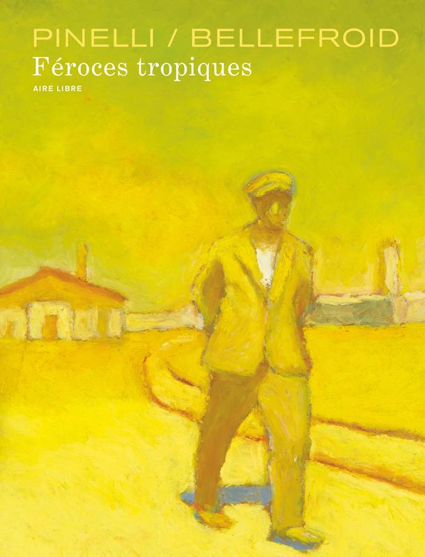 Bande Dessinée : Picturales et féroces tropiques pour le peintre von Furlau