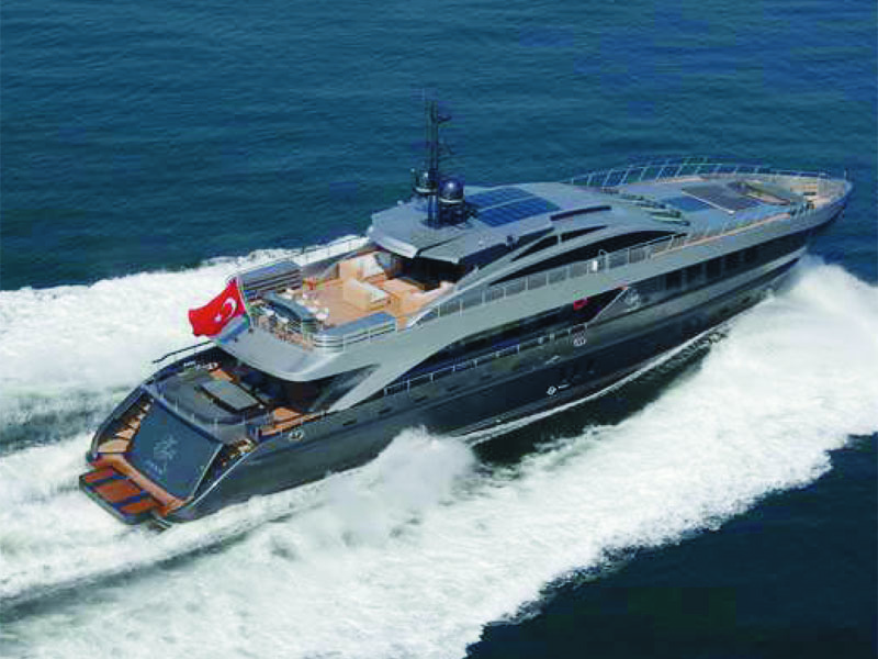Nauticnews mega yachts - Yacht de luxe interieur ...