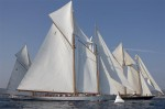 Voiles de St Tropez voiliers classiques