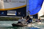 World Match Racing Tour 2011 Argo Cup Ian Williams