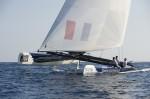 extreme sailing series nice Gitana groupe Rothschild par Nathalie Colloud 1