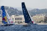 extreme sailing series nice Gitana groupe Rothschild par Nathalie Colloud 2