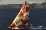 Volvo Ocean Race départ Alicante Camper