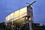 Chantier du Guip Lorient restauration Thonier Biche