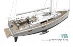 Hanse Yachts 415 nouveauté 2012