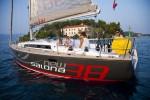 Salona 38 nouveautés 2012 cruiser racer