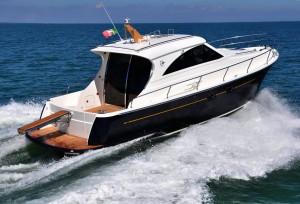 Cantieri Estensi: new 360 Goldstar Sport