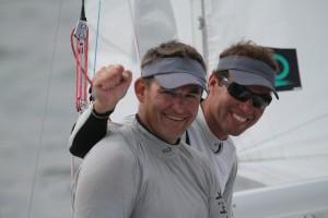 Xavier Rohart et Pierre-Alexis Ponsot remportent la Sailing World Cup de Star