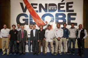 Une vingtaine de bateaux pour le 7ème Vendée Globe