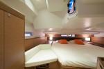 Jeanneau Sun Odyssey 41 DS cabine arriere