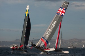 AC World Series : Ainslie and Artemis Racing enjoying revivals