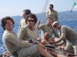 Emilia 12 Mètre JI Voiles de St Tropez 2012 credits the Yachting Heritage Society