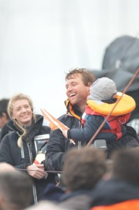Vendée Globe : Alex Thomson (Hugo Boss) third place