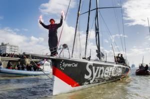 Vendée Globe : Jean Le Cam 5ème, Mike Golding 6ème, Bernard Stamm 7ème