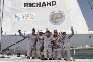 Alpari WMRT : Richard wins again at the Korea Match Cup