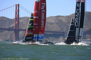 America's Cup : Emirates Team New Zealand on precipice of winning 34th trophy