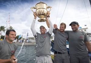 Alpari WMRT : Bruni brings it home for Italy