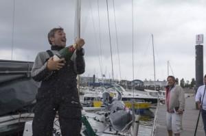 Solitaire du Figaro : Gildas Mahé, le retour !