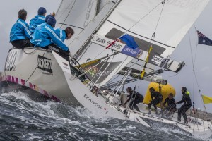 AWMRT : Williams on top in classic gale force Marstrand conditions