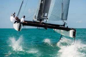 Spindrift racing rejoint l'élite de la voile mondiale sur le GC32 Racing Tour 2015