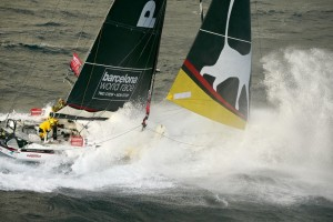 Barcelona World Race : Atlantic Highway to Home