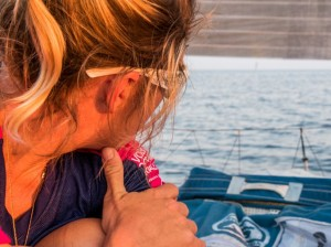 Volvo Ocean Race : L'empreinte de Florence…
