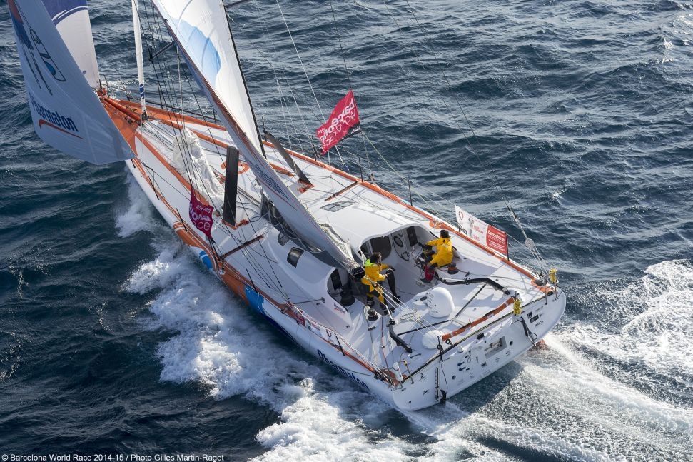 Barcelona World Race : May the fourth be with you….