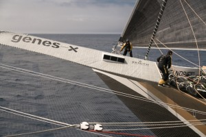Trophée Jules Verne : au Cap Leeuwin