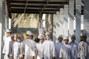 Sultanate of Oman to host opening event of the Louis Vuitton America's Cup World Series in 2016