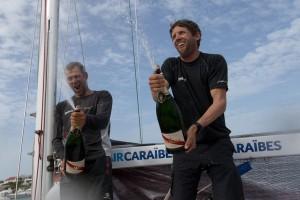 Transat AG2R LA MONDIALE : Thierry Chabagny, Erwan Tabarly, la grande interview