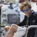 Charlie Dalin (Skipper Macif 2015) remporte la 1ère étape de la Douarnenez Horta Solo