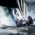 Extreme Sailing Series : Sail Portugal – Visit Madeira damaged as Lisbon delivers 'best day of the season so far'