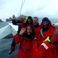 IDEC SPORT : Francis Joyon sets a new record at Cape Horn