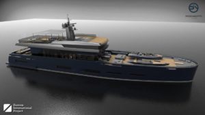 Zuccon presents the PY Heritage 45 M project