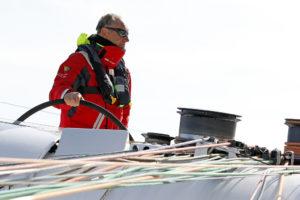 Record de l'Atlantique Nord en Solitaire : Un nouvel exploit signé « Monsieur » Joyon !