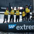 SAP Extreme Sailing Team triomphe à Cardiff et prend la tête du classement général 2017