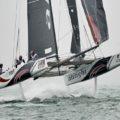 Extreme Sailing Series 2018 : Alinghi remporte l'Act 1 à Muscat