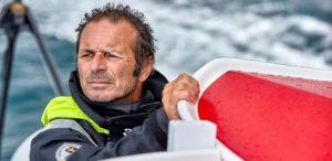 Quatre maxi-trimarans confirmés au départ de Nice UltiMed : Actual et Yves le Blévec s'aligneront au départ