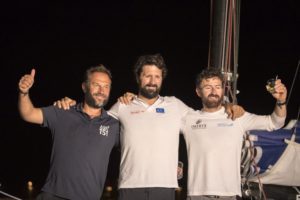 Route du Rhum-Destination Guadeloupe 2018 :  Sharp third and Gavignet signs off with a win