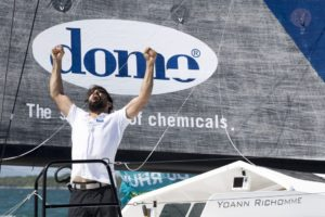 Route du Rhum-Destination Guadeloupe 2018 :  Antoine and Richomme – convincing winners in Rhum Multis and Class40s