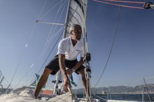 Route du Rhum-Destination Guadeloupe 2018 : Sébastien Destremau, deuxième de la catégorie Rhum Mono