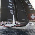 Swiss foiling masters Alinghi crowned victorious in 2018 Extreme Sailing Series™