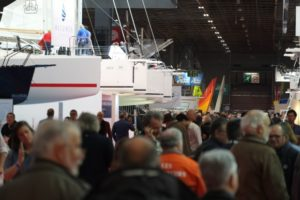 Bilan positif pour le salon nautique international de Paris