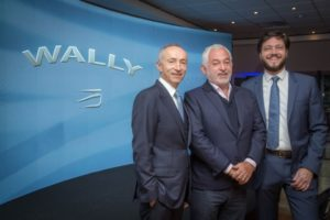 Wally becomes part of the Ferretti Group