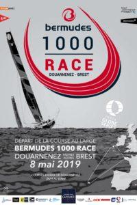 Bermudes 1000 Race Douarnenez – Brest :  Un plateau d'exception pour la deuxième édition